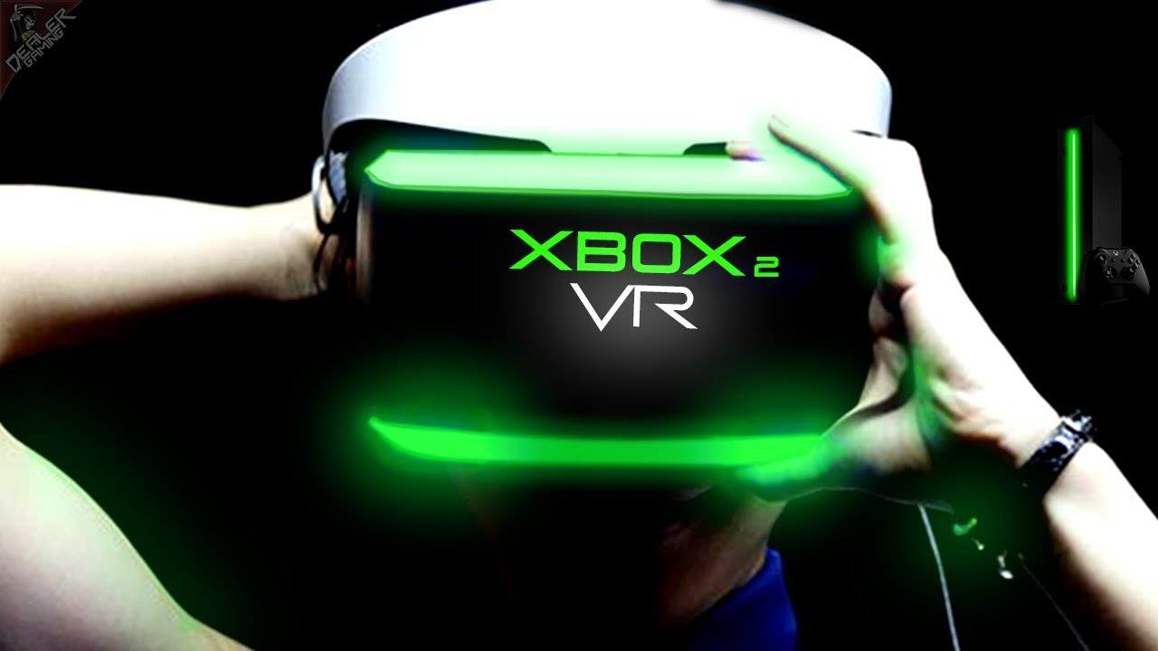 Xbox 2 NEEDS This PS5 Tech For Xbox VR YouTubeXbox 2