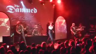 The Damned - Smash it up (dedicated to Tesco!) Live @ o2 Bristol 28 Nov 2013