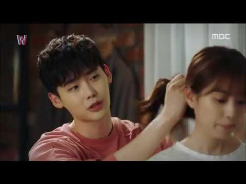 I love you - W Two Worlds - Lee Jong Suk/Han Hyo Joo Mv