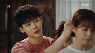 Video I love you - W Two Worlds - Lee Jong Suk/Han Hyo Joo Mv download MP3, 3GP, MP4, WEBM, AVI, FLV April 2018