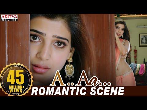Nithiin Samantha Romantic Scene | Nithiin, Samantha | Trivikram