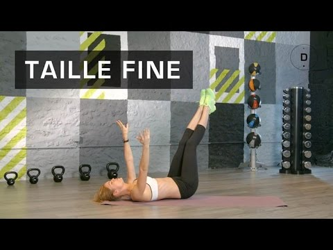 Fitness Master Class - Exercices Taille Fine - Lucile Woodward - YouTube 64ef954936b
