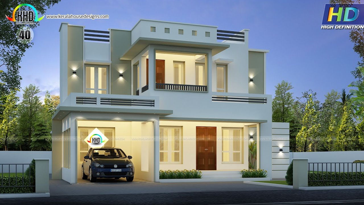 100 best house plans of august 2016 youtube for Best modern house design 2017