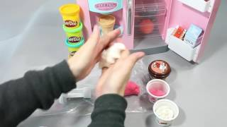 Play Doh Ice Cream Food Refrig…