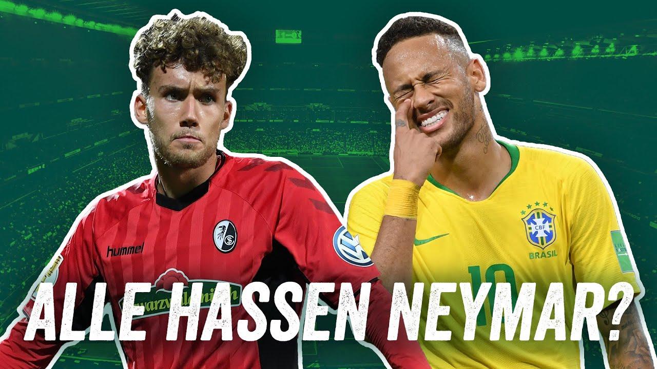 Neymar Karriere