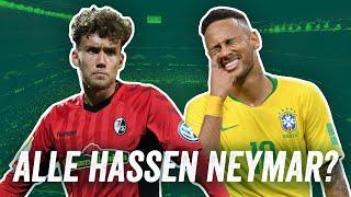 Ruiniert Neymar gerade seine Karriere? Wer ersetzt Haller bei der Eintracht?