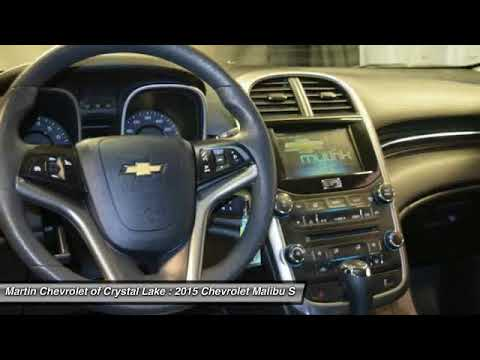 2015 Chevrolet Malibu Crystal Lake IL P2426. Martin Chevrolet
