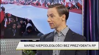 Bosak:  Okazało się, że Stowarzyszenie Marsz Niepodległości nie będzie organizatorem marszu