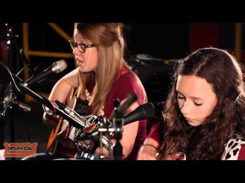 Lucy & Jo - Brand New Day (Kodaline Cover) - Ont' Sofa Prime Studios Sessions