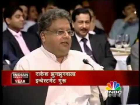 Indian Investor of the Year - Grand Finale 23 06 2007 - CNBC Awaaz - Winner Vivek Mahajan