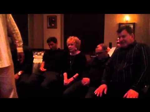 Lenny Moore Surprises Billie Rome On Her Birthday