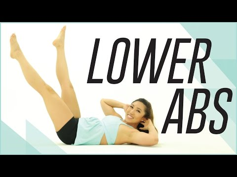 Lower Abs Song Challenge | POP Pilates