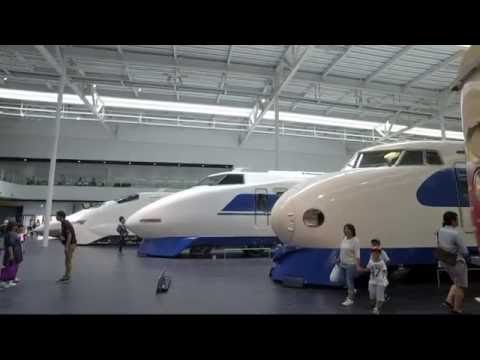 JAPAN'S BULLET TRAIN MUSEUM - The Railway Museum of JR Tokai