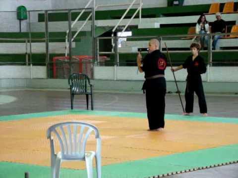 Lohan Tao Kempo Karate Chinês Chai Tao Chuan Carlo...