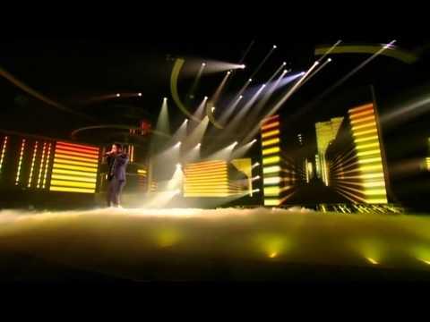 Matt Cardle sings Goodbye Yellow Brick Road - The X Factor Live show 6 (Full Version)