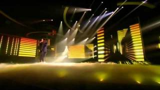 Matt Cardle sings Goodbye Yellow Brick Road - The X Factor Live show 6 (Full Version)