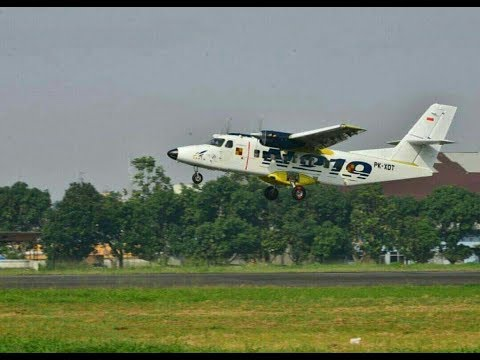 Indonesian N219 First Flight