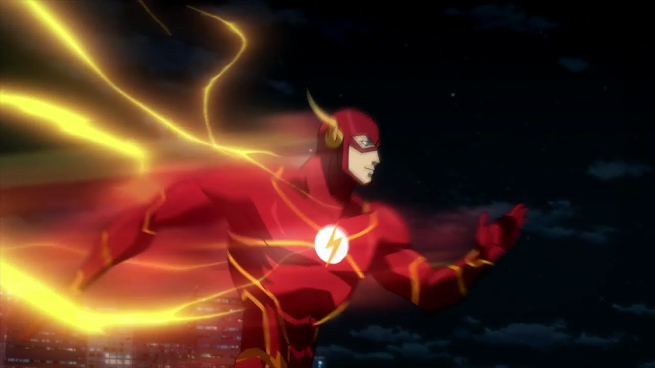 Download DCU: Justice League: The Flashpoint Paradox (2013) Official Trailer   1080p 【HD】 The Flash