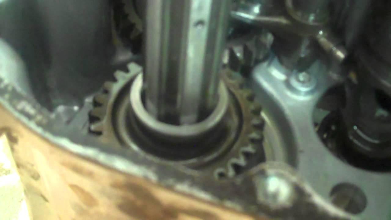 Honda Fourtrax 300 Transmission - YouTube