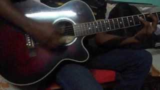 Protikkhar Prohor of Moruvumi Guitar Cover