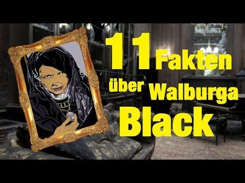 11 FAKTEN über Walburga BLACK