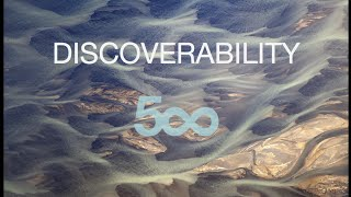 500px Prime Lunch & Learn: Discoverability
