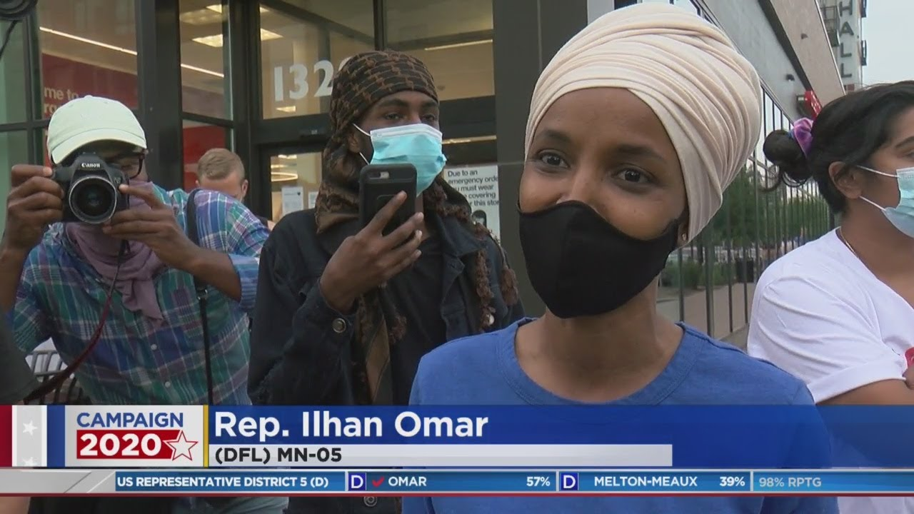 Rep. Ilhan Omar Wins Congressional Primary