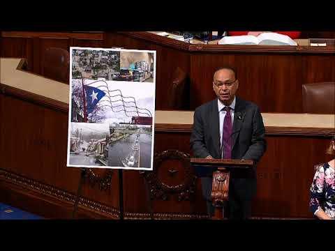 Rep. Gutierrez floor speech on the crisis in Puerto Rico