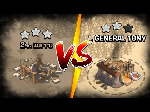 Thumbnail: BOTTOM vs TOP PLAYER IN WAR!! 🔥 SHOCKING OUTCOME!? 🔥 Clash Of Clans