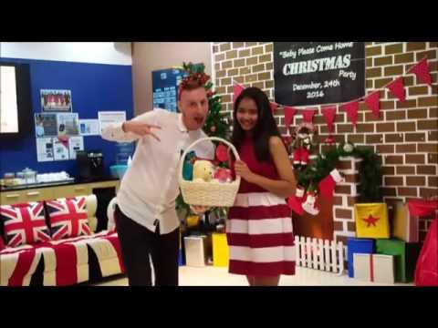 Christmas Party Wallstreet english Pinklao 2016