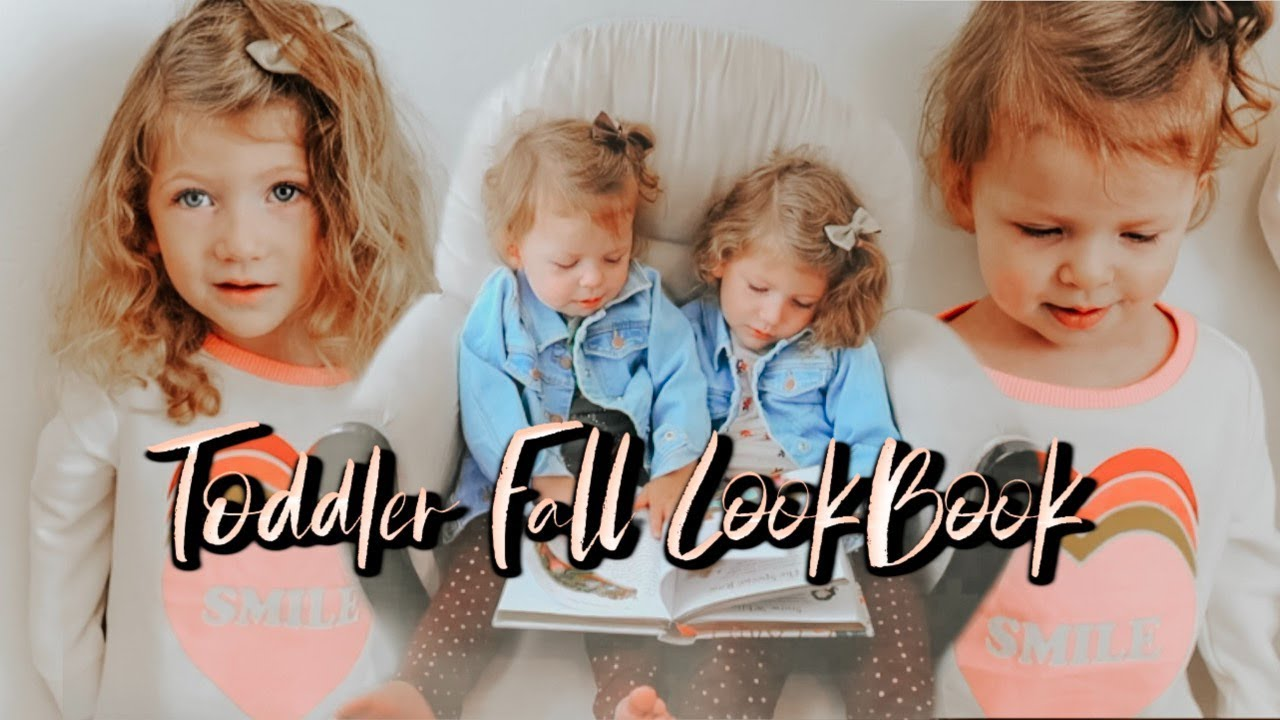 [VIDEO] - TODDLER  FALL OUTFIT IDEAS // FALL LOOKBOOK 2018 4