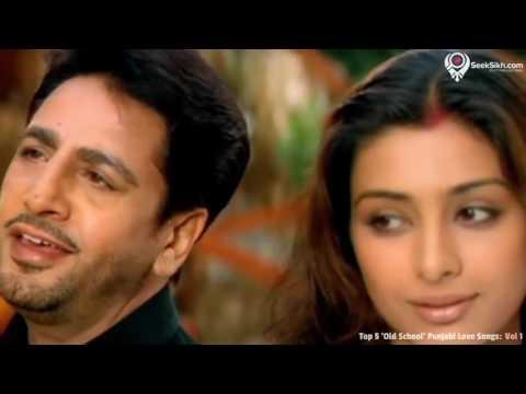 Top 5 Old School Punjabi Love Songs Volume 1