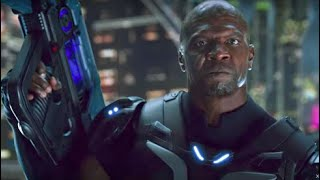 Crackdown 3 com pai do Cris Terry Crews no Xbox One !