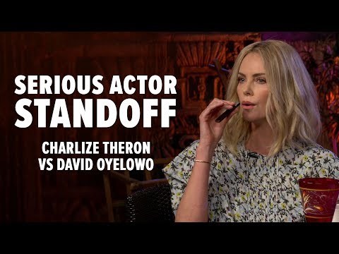 Serious Actor Standoff: Charlize Theron VS David Oyelowo