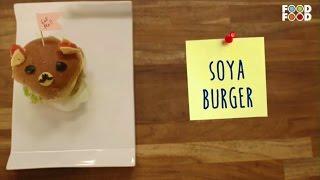 Soya Burger Recipe