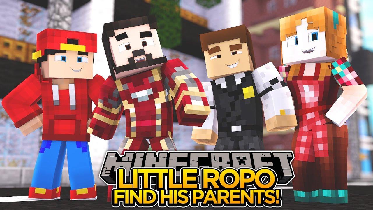 Minecraft Little Ropo Exe