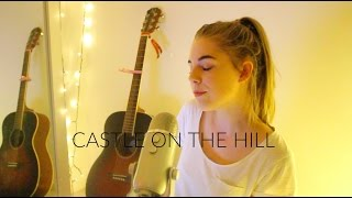 CASTLE ON THE HILL Acoustic Ed Sheeran Cover / emily jane
