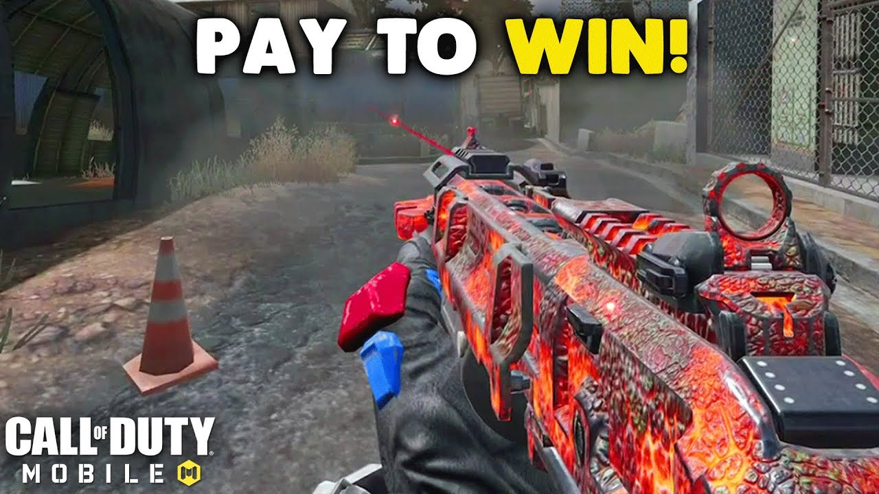 This NEW Weapon is Actually PAY TO WIN in Call of Duty: Mobile! thumbnail