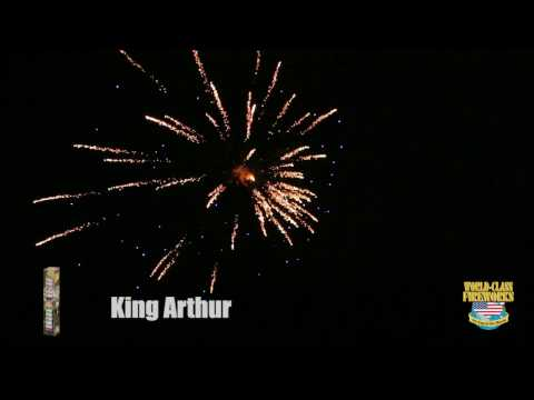 King Arthur - World Class Fireworks