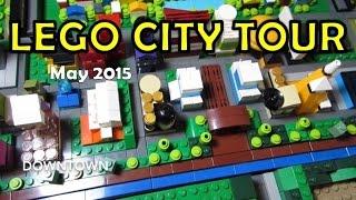 Lego City Tour - May 2015 - Micro City