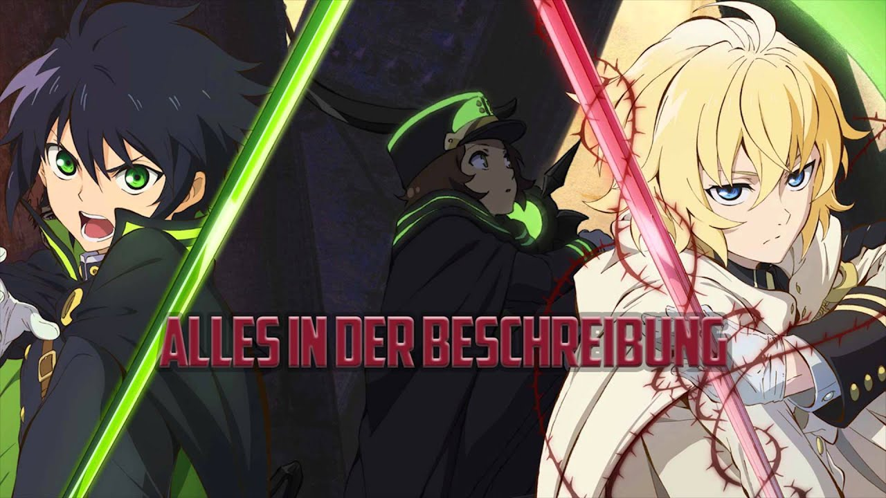 Seraph Of The End Folge 1 Deutsch