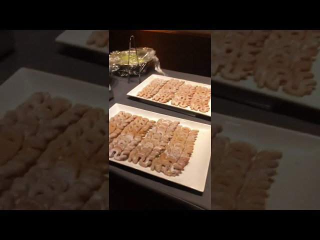 3D technology to make cookies  NRF 2020 Vision Show