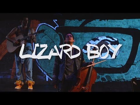Lizard Boy: A New Musical  Sizzle Reel
