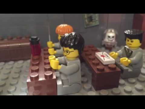 Lego Harry Potter Snapes rampage