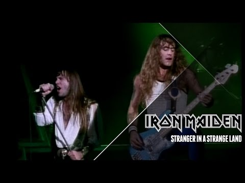Клип Iron Maiden - Stranger In a Strange Land