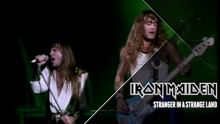 Iron Maiden - Stranger In A Strange Land (Official Video)