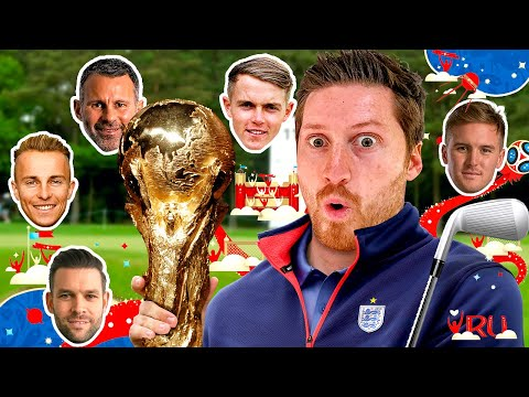 THE WORLD CUP GOLF CHALLENGE!