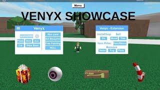 VENYX SCRIPT SHOWCASE LUMBER TYCOON 2 ROBLOX (NEW UPDATED METHOD)