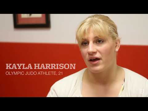 Spirit of a Champion - Kayla Harrison
