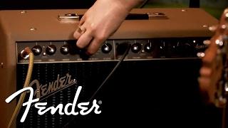 Fender Acoustasonic 90 Demo | Fender
